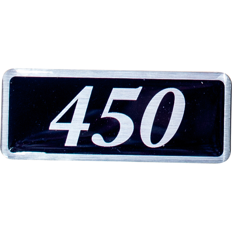 Plenum Badge - 450